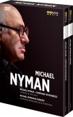 Album artwork for Michael Nyman: Composer in Progress