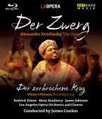 Album artwork for Zemlinsky: Der Zwerg - The Dwarf / Conlon
