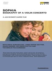 Album artwork for Sophia: Biography of a Violin Concerto