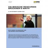 Album artwork for Bruckner: Sympyhony no. 9 - Celibidache