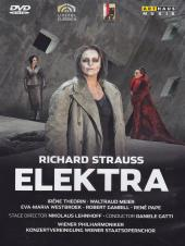Album artwork for R. Strauss: Elektra