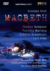Album artwork for Verdi: Macbeth / Hampson, Welser-Most