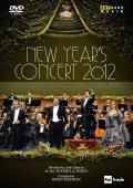 Album artwork for New Year's Concert 2012