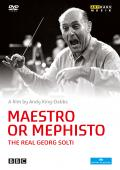 Album artwork for Georg Solti: Maestro or Mephisto