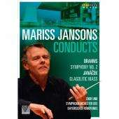 Album artwork for MARISS JANSONS CONDUCTS Brahms & Janacek