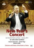 Album artwork for New Year's Concert 2013 - Gardiner