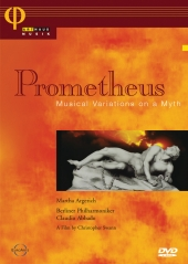 Album artwork for PROMETHEUS: MUSICAL VARIATIONS ON A MYTH
