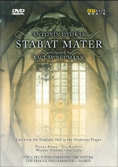 Album artwork for DVORAK: STABAT MATER