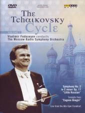Album artwork for THE TCHAIKOVSKY CYCLE: VOLUME 2