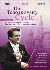 Album artwork for TCHAIKOVSKY: SYMPHONY NO. 5 / OVERTURE IN F MAJOR