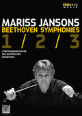 Album artwork for Beethoven: Symphonies Nos. 1, 2 and 3