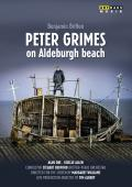 Album artwork for Britten: Peter Grimes on Aldeburgh Beach