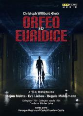 Album artwork for Gluck: ORFEO ED EURIDICE