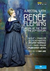 Album artwork for Recital with Renee Fleming
