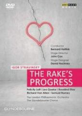 Album artwork for Stravinsky: The Rake's Progress / Lott, Ramey, Goe