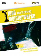 Album artwork for 1000 Masterworks: Abstract Expressionism