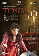 Album artwork for Puccini: Tosca