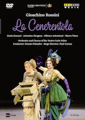 Album artwork for Rossini: La Cenerentola / Ganassi, Palumbo