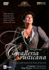 Album artwork for Mascagni: Cavalleria Rusticana