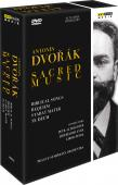 Album artwork for Dvorak: Sacred Music (3 DVD set)