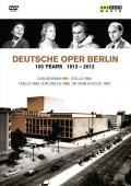 Album artwork for Deutsche Oper Berlin 100 Years 1912-2012