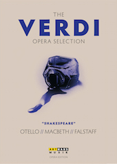 Album artwork for Verdi: Opera Selection - Otello, Macbeth, Falstaff