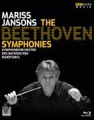 Album artwork for BEETHOVEN SYMPHONIES (BLURAY) / Jansons