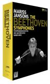 Album artwork for Beethoven: Symphonies / Janssons