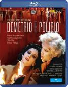 Album artwork for Rossini: DEMETRIO E POLIBIO (BLURAY)