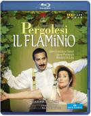 Album artwork for Pergolesi: IL FLAMINIO (BLURAY)