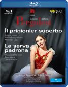 Album artwork for Pergolesi: Il Prigionier Superbo, La Serva Padrona