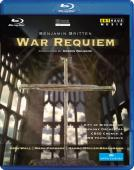 Album artwork for Britten: War Requiem / Nelsons