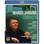 Album artwork for MARISS JANSONS CONDUCTS (BLURAY)