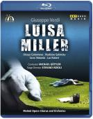 Album artwork for Verdi: LUISA MILLER (BLURAY)