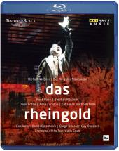 Album artwork for Wagner: DAS RHEINGOLD (BLURAY)