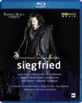 Album artwork for SIEGFRIED (BLURAY) Barenboim