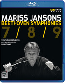 Album artwork for Beethoven: Symphonies Nos. 7, 8 and 9