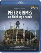 Album artwork for PETER GRIMES ON ALDEBURGH BEAC