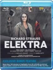 Album artwork for R. Strauss: Elektra (BluRay)