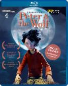 Album artwork for Peter & the Wolf (BluRay)