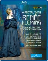 Album artwork for Recital with R. Fleming (BluRay)