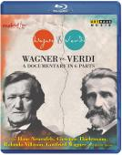 Album artwork for WAGNER vs. VERDI (BluRay)