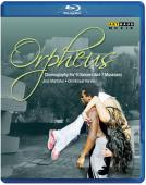 Album artwork for Orpheus (BluRay) / Choreography for 9 Dancers