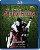 Album artwork for Handel: Ariodante (BluRay) / Murray, Rodgers