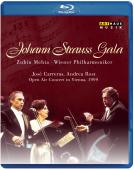 Album artwork for J. Strauss Gala / Carreras, Rost (BluRay)