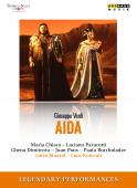 Album artwork for Verdi: AIDA / Pavarotti, Chiara