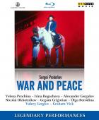 Album artwork for WAR AND PEACE