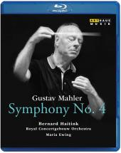 Album artwork for Mahler: Symphony #4 / Haitink, RCO