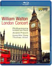 Album artwork for William Walton - London Concert / Previn, Allen (b