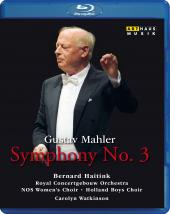 Album artwork for Mahler: Symphony No. 3 / Haitink